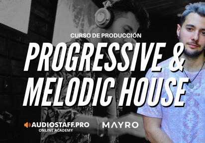 Progressive & Melodic House por MAYRO