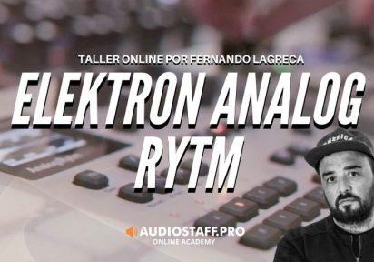 Taller Elektron Analog Rytm por Fernando Lagreca